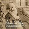 Ulf Wallin - Brahms: Works for Violin & Piano, Vol. 2 -  FLAC Multichannel 96kHz/24bit Download