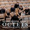 Gringolts Quartet - Felix Mendelssohn & Enescu: Octets -  FLAC Multichannel 96kHz/24bit Download