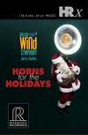 Dallas Wind Symphony - Horns For The Holidays -  ALAC 176kHz/24bit Download