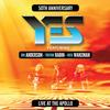 Yes Featuring Jon Anderson, Trevor Rabin, Rick Wakeman - Roundabout (Live) (Single) -  FLAC 48kHz/24Bit Download