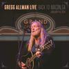 Gregg Allman - Gregg Allman Live: Back To Macon, GA -  FLAC 48kHz/24Bit Download