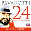 Luciano Pavarotti - 24 Greatest HD Tracks -  FLAC 96kHz/24bit Download