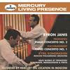 Byron Janis - Prokofiev: Piano Concerto No.3; Rachmaninov: Piano Concerto No.1 -  FLAC 96kHz/24bit Download