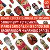 Royal Concertgebouw Orchestra - Stravinsky: Petrushka & Rachmaninov: Symphonic Dances (Live) -  FLAC 88kHz/24bit Download