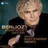 Sir Simon Rattle - Berlioz: Symphonie fantastique & La mort de Cleopatre -  FLAC 44kHz/24bit Download