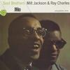 Milt Jackson and Ray Charles - Soul Brothers -  FLAC 192kHz/24bit Download
