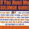 Solomon Burke - If You Need Me -  FLAC 96kHz/24bit Download