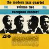 The Modern Jazz Quartet - European Concert, Vol. 2 -  FLAC 192kHz/24bit Download