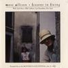 Mose Allison - Lessons in Living -  FLAC 192kHz/24bit Download