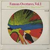 Ancerl, Chalabala, Czech Philharmonic Orchestra - Famous Overtures Vol. 1 -  Sealed Out-of-Print Vinyl Record