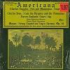 Foss, The Kohon Quartet - Americana - Ruggles,Copland, Ives, Mason -  Sealed Out-of-Print Vinyl Record