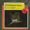 Hollingsworth, Pro Arte Orchestra - Sullivan: Pineapple Poll -  Sealed Out-of-Print Vinyl Record