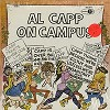 Al Capp - On Campus -  Sealed Out-of-Print Vinyl Record