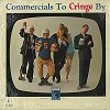 Jack Fox - Commercials To Cringe By -  Sealed Out-of-Print Vinyl Record