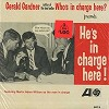 Gerald Gardner - He's In Charge Here -  Sealed Out-of-Print Vinyl Record