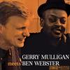 Gerry Mulligan & Ben Webster - Gerry Mulligan Meets Ben Webster -  200 Gram Vinyl Record