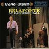 Harry Belafonte - Belafonte At Carnegie Hall -  Hybrid 3-Channel Stereo SACD