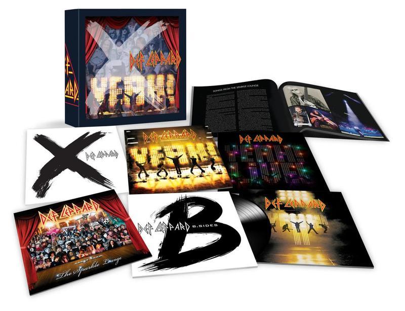 Def Leppard - The Vinyl Boxset: Volume 3