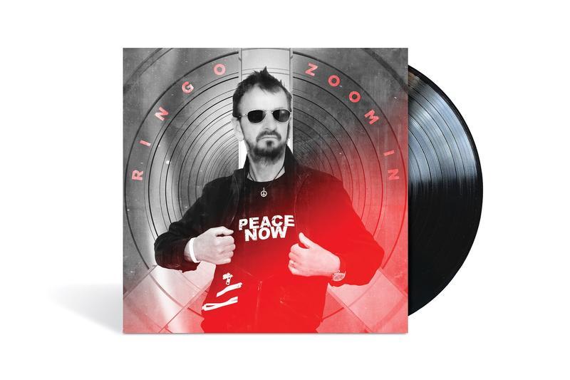 Ringo Starr - Zoom In EP