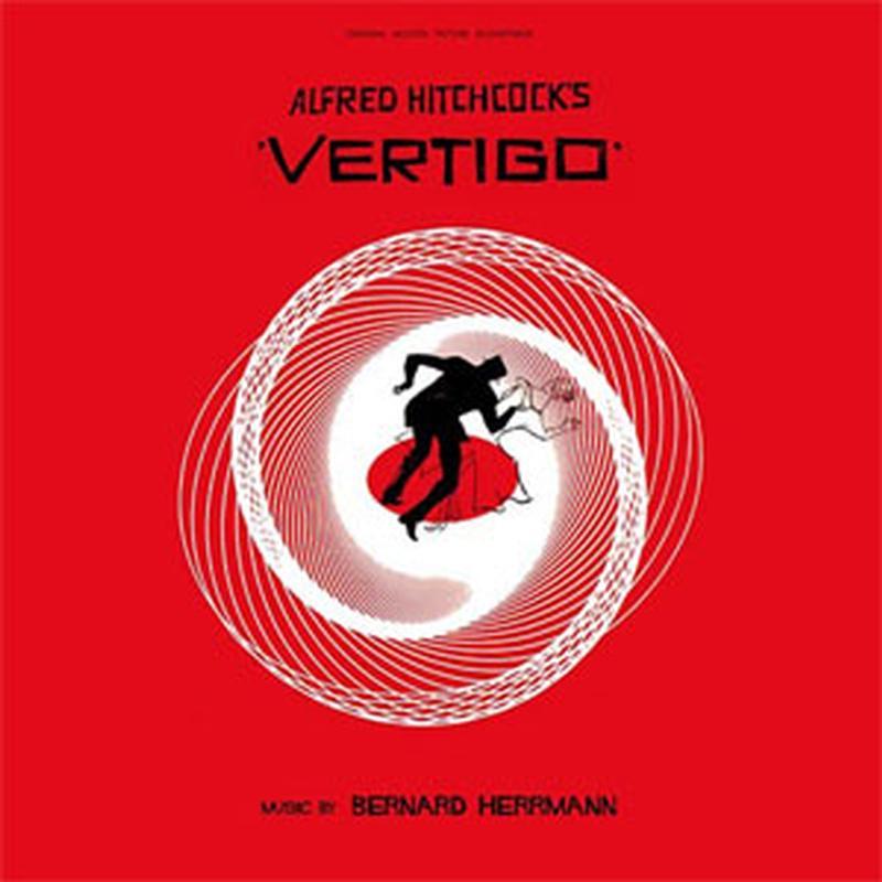 Bernard Herrmann - Vertigo