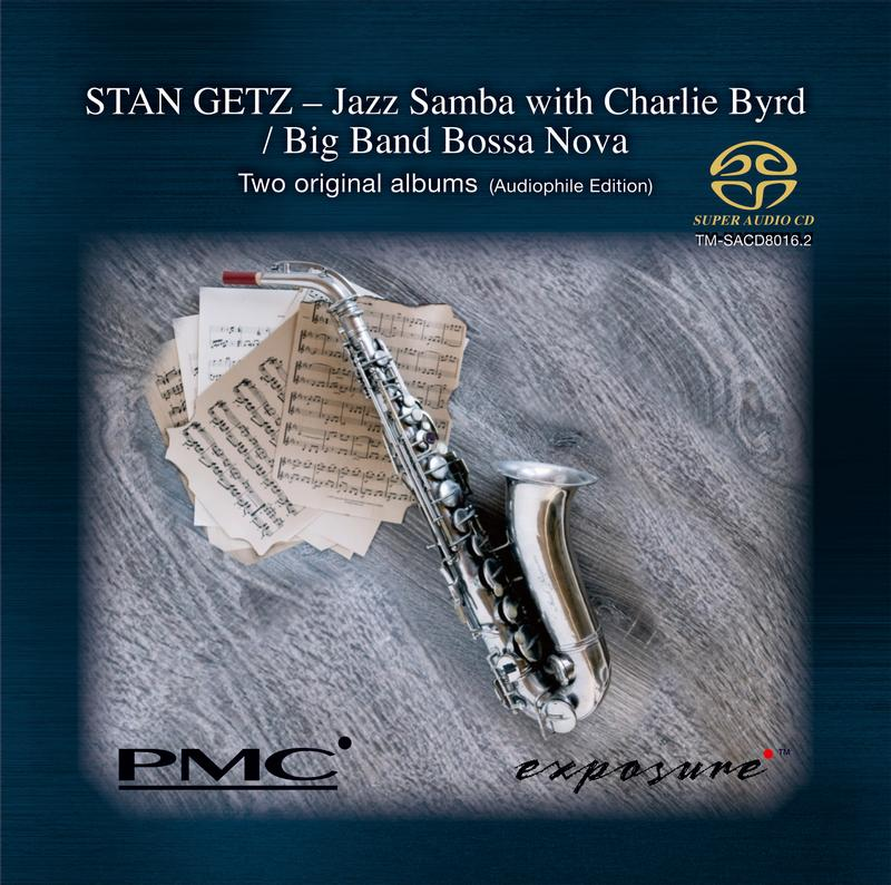 Stan Getz - Jazz Samba With Charlie Byrd/Big Band Bossa Nova