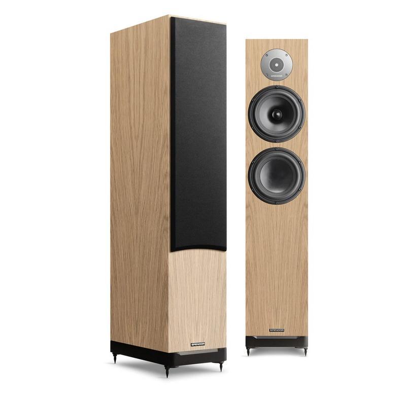 Spendor - D7.2/ 2.5-way floorstanding Speaker