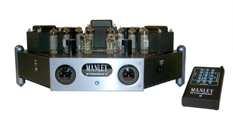 Manley Labs - 'Stingray II' Integrated Amplifier