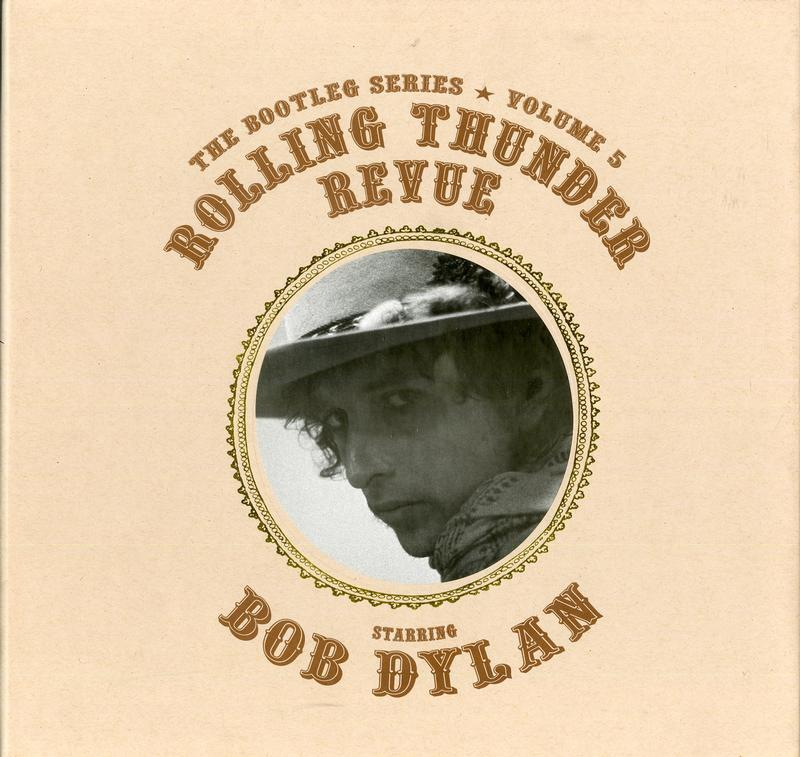 Bob Dylan - The Bootleg Series Vol. 5: Rolling Thunder Revue