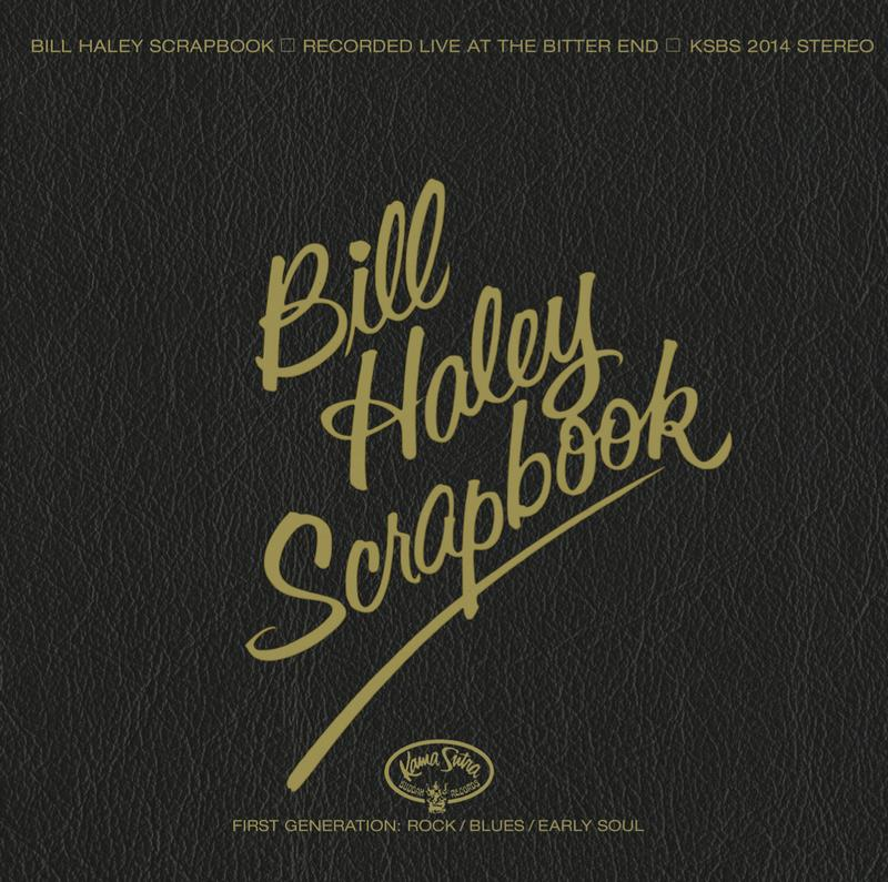 Bill Haley and The Comets - Bill Haley's Scrapbook