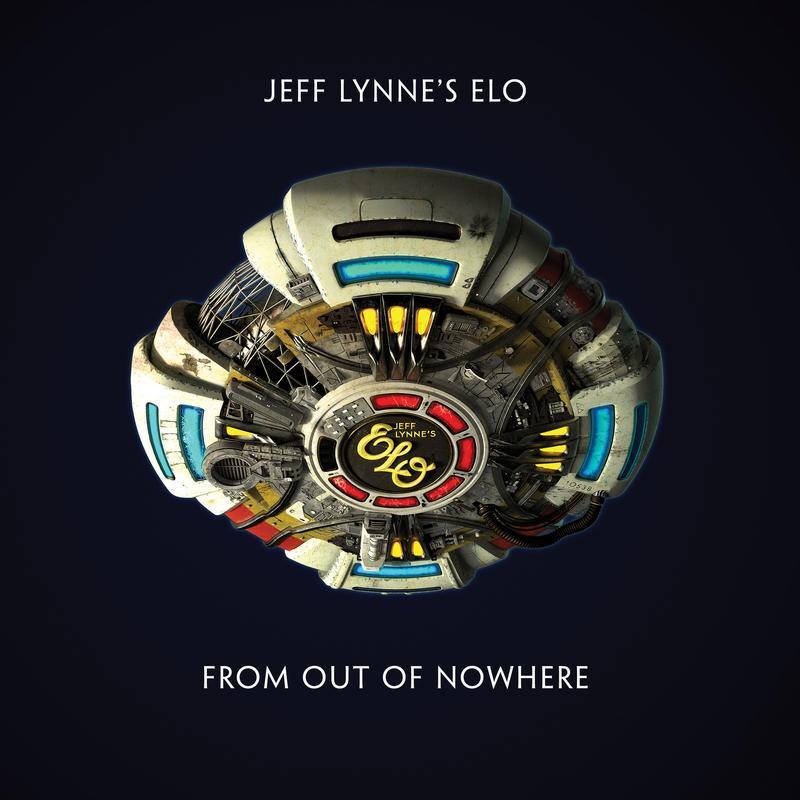 Jeff Lynne's ELO - Jeff Lynne's ELO - From Out Of Nowhere