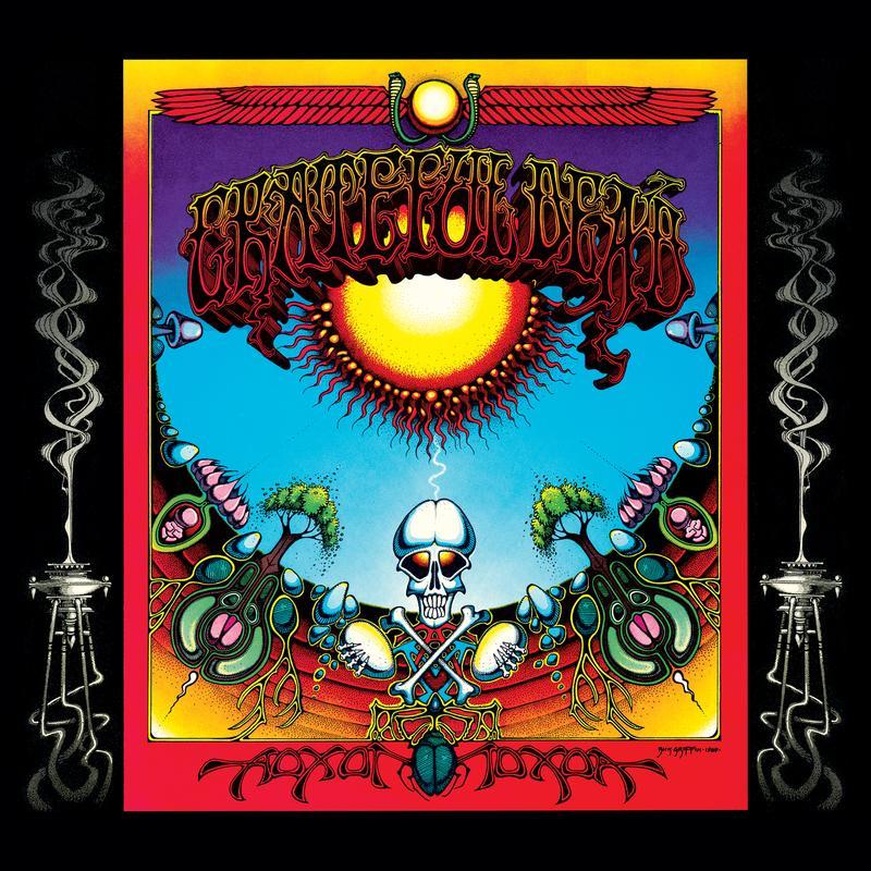 The Grateful Dead - Aoxomoxoa